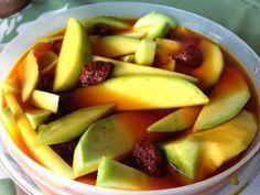 Whitney Loves to Eat: Pickled Mango