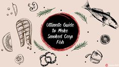 How to Smoke Carp Fish - Ultimate Guide to Prepare, Brine & Smoke it - Ibby Deveraux Cooking Pork Roast, Cooking Beets, Smoker Cooking, Smoked Tuna, Smoked Pork, Smoked Fish, Smoked Carp Recipe, Carp Recipes, Best Cooking Oil