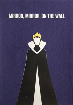 Disney villains. This wld be a cool phone case
