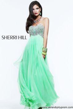 Sherri Hill 3862 prom dress