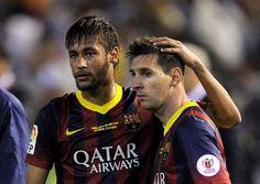 Sportvantgarde.com's blog. : 'Neymar won't win the Ballon d'Or and Messi doesn'...