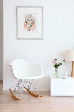 Peonies, White Eames