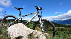 Trail, descenso, XC y enduro: las cuatro modalidades básicas de bicicleta de montaña
