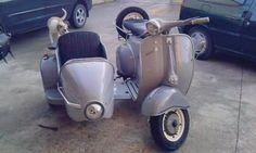 Sidecar Vespa