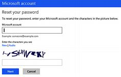 I'm not the first person to be prompted to sign in to my Microsoft Account just to realize I have no %#$@ idea what my password is any more. Here's an easy step-by-step on how to reset your password...
