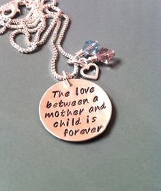 I think this one is my favorite. Love the little quote with just the birthstone jewels for each kid. Adorable.