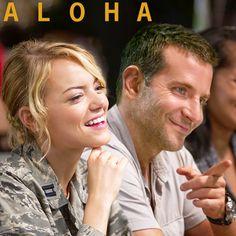 Cant wait to see this movie! Aloha's star filled cast: Bradley Cooper, Emma Stone, Rachel McAdams, Alec Baldwin, Bill Murray, John Krasinski, Danny McBride, and Jay Baruchel. In theaters May 29th! Sponsored by ALOHA.