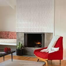 Image result for fireplace heath ceramics finish