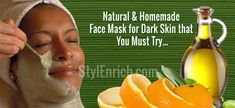 Are you looking ways for how to lighten skin? The best way to do it is to use a homemade face masks for dark skin tone & to keep your skin soft and smooth! Face Mask For Spots, Brown Spots On Face, Face Scrub Homemade, Homemade Face Masks, Homemade Blush, Homemade Moisturizer, Lighten Skin, Prevent Wrinkles, Acne Scars