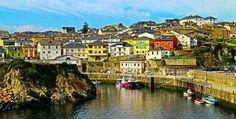 Puerto de Vega. Navia. Asturias.