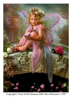 Fairy angel of the woods Baby Fairy, Love Fairy, Fantasy World, Fantasy Art, Fairy Photography, Angels Among Us, Beautiful Fairies, Fairy Art, Magical Creatures