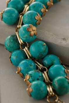 Stacked Bead Bracelet #anthrofave