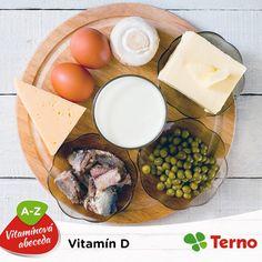 Vitamín D v našom tele posilňuje imunitný systém, hustotu kostí a zdravý chrup. Má dokonca aj antikarcinogénne účinky, preto by určite nemal chýbať vo vašej strave. Stačí do jedálníčka zaradiť ryby, syry, vajíčka, mlieko alebo napríklad šampiňóny.