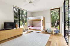 The Merricks Beach House Modern Home in Merricks Beach, Victoria,… on Dwell