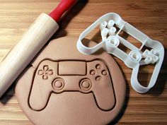 PS4 Controller Playstation 4 Video Game Cookie by CookieParlor