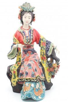 Chinese Doll at Tea