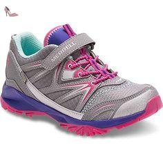 merrell girls capra bolt low touch fastening waterproof walking shoes chaussures merrell partner