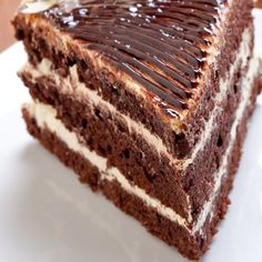This chocolate mocha cake makes a beautiful three layer cake that has a delicious buttercream frosting and is drizzled with chocolate ganache. Chocolate Mocha Cake Recipe from Grandmothers Kitchen. Dessert Cake Recipes, Fudge Recipes, Fun Desserts, Baking Recipes, Delicious Desserts, Chocolate Dream Cake Recipe, Chocolate Mocha Cake, Chocolate Recipes, Delicious Chocolate