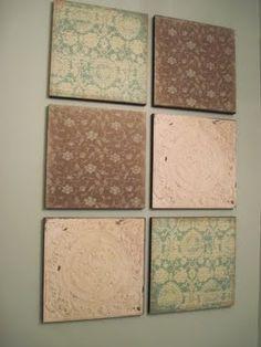 scrapbook mdf boards.