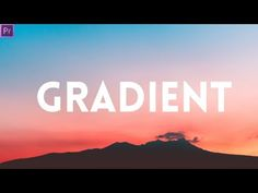 How To Make Gradient Overlay Effect in Adobe Premiere Pro CC 2017 After Effects, Video Effects, Adobe Premiere Pro, Web Design, Visual And Performing Arts, Still Picture, Adobe Illustrator Tutorials, 3d Tutorial, Good Tutorials