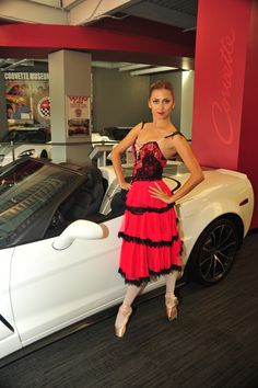 Time for the #Corvette #Contest question! Carolina is wearing the costume of which Variation in Great Russian #Nutcracker?  Submit answers to www.nutcracker.com/enter-to-win