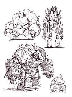The Art of Derek Laufman Simple Character, Game Character Design, Character Design Animation, Fantasy Character Design, Character Art, Cartoon Sketches, Drawing Sketches, Cartoon Design, Creature Design
