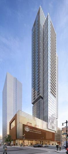 PHILADELPHIA   SLS International   590 FT   47 FLOORS - SkyscraperPage Forum