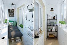 20 идей дизайна маленького балкона   http://idesign.today/dizajn-interiera/20-idej-dizajna-malenkogo-balkona