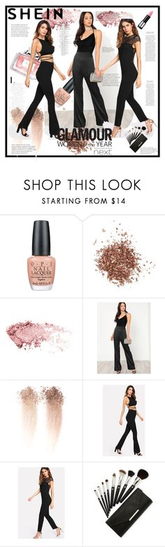 """""""SHEIN"""" by armina-saric ❤ liked on Polyvore featuring OPI, Christian Dior, Topshop, Goody and MAKE UP FOR EVER"""