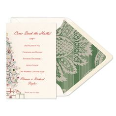 Mr. C Brown Invitations - Karen Adams (
