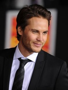 Taylor Kitsch. Timmy Riggins from Friday Night Lights and the upcoming John Carter. <3 mmmm mmmm