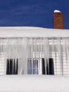 It's important to understand how to prevent ice dams from forming on your roof, as they can cause significant damage to your home. Learn more about preventing ice dams with these five helpful tips for homeowners. Gutter Heaters, Fireplace Mortar, Gutter Protection, Ice Dams, Roofing Systems, Roofing Contractors, Protecting Your Home, Home Builders, How To Remove