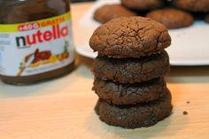 Me Encanta el Chocolate: GALLETAS DE NUTELLA (RECETA ECONÓMICA Y FÁCIL)