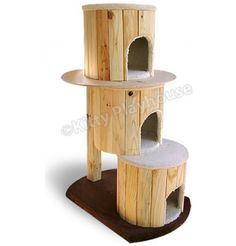 3 Story Cat Tree Hut | Cat Condos, Cat Beds and other assorted Cat Furniture