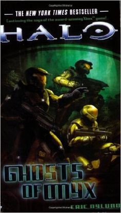 Ghosts of Onyx (Halo): Eric Nylund