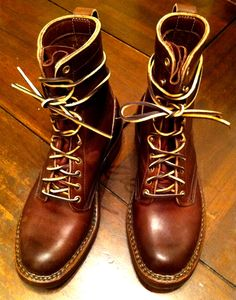WHITE'S BOOTS: Paker
