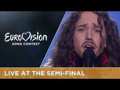Michał Szpak - Color Of Your Life (Poland) Live at Semi-Final 2 Eurovision Song Contest - YouTube
