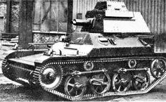 British Tanks of the Inter-war Decades - 1931 - Vickers Light Tank Mk IIB India Pattern