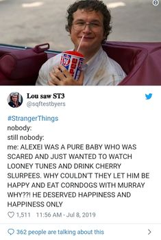 😭😭😭😭😭 Best Tv Shows, Best Shows Ever, Favorite Tv Shows, Stranger Things Have Happened, Stranger Things Funny, Netflix, Don T Lie, Smirnoff, Strong Quotes