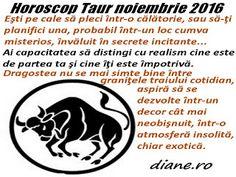 diane.ro: Horoscop Taur noiembrie 2016 Troy, Astrology