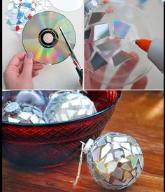 CD ornament