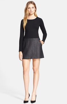 Theory 'Bowmont' Dress available at #Nordstrom