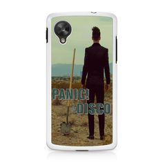 Panic At The Disco Nexus 5 case