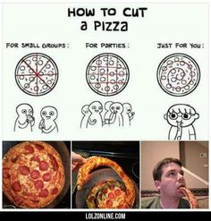 This is how Im going to eat pizza from now on#funny #lol #lolzonline