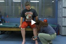 An experimental spinal stimulation therapy helped 4 young men who were paralyzed below the chest because of spinal cord injuries to regain control of some movement.