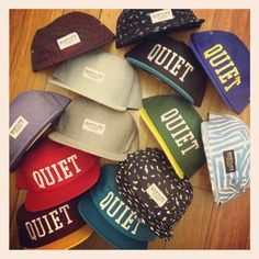 The Quiet Life 5 Panel Cap, Hats, Life, Style, Swag, Hat, Hipster Hat, Outfits