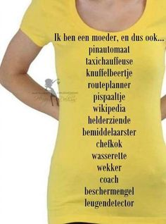 over multitasken gesproken. Quotes For Kids, Great Quotes, Inspirational Quotes, Just Hold Me, Dutch Words, Mother Day Wishes, Dutch Quotes, Jokes Quotes, True Words