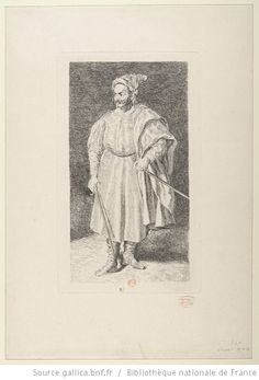 [Barbarroxa] [Pernia] : [estampe] ([Épr. d'état]) / [Goya] - 1