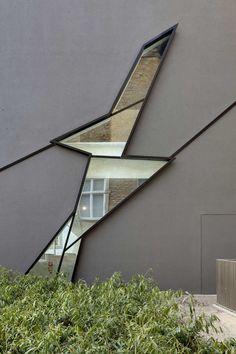 Felix Nussbaum Museum - Daniel Libeskind. Photo: Bitter Bredt Fotografie