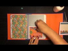 Envelope Mini Part 5 of 11 {pockets and slots} - YouTube